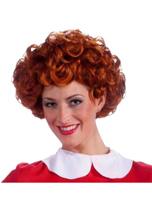 Annie Wig For Adults