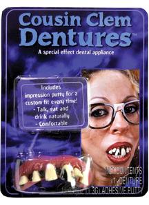 Big Bubba Clem Teeth