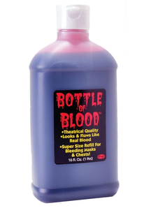 Blood Pint Plasma Bottle