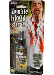 Blood Spray Zombie 2 Oz