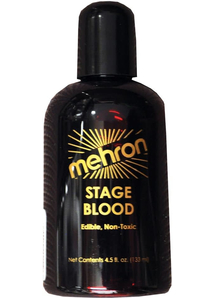 Blood Stage 4 1/2 Oz Mehron