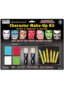 Character Makeup Kit Wolfe Bro