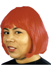 Cindy Wig Red For Women