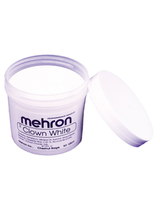 Clown White 16 Oz Mehron