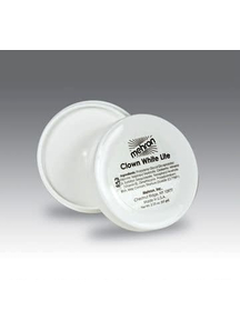 Clown White Lite 2 Oz Mehron