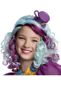 Eah Madeline Hatter Wig For Children