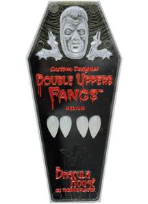 Fangs Upper Double Coffin