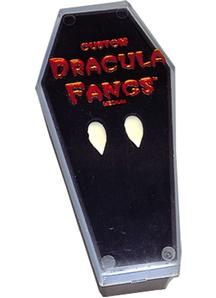 Fangs Vampire In Coffin