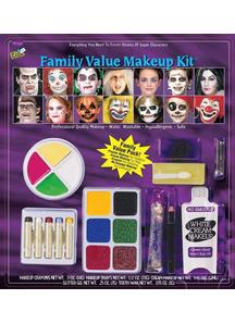Festive Family Makeup Kit