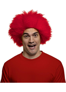 Funny Red Wig