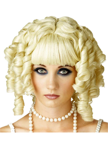 Ghost Doll Blonde Wig For Women