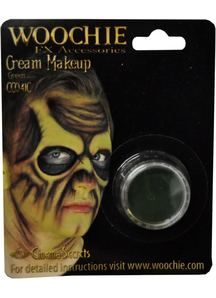 Green Mask Cover Carded