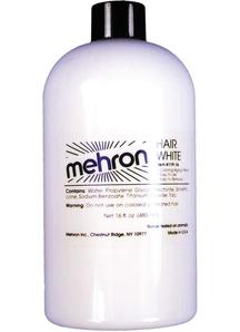 Hair Silver 1 Oz Mehron