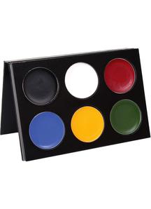 Mask Color Palette 6 Basic