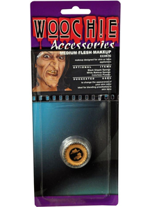 Medium Flesh Mask Cover Carded