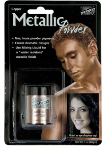 Metallic Powder Copper