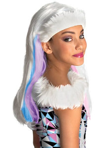 Mh Abbey Bominable Wig For Children