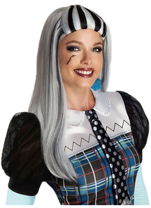 Mh Frankie Stein Wig For Adults