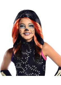 Mh Skelita Calaveras Wig For Children