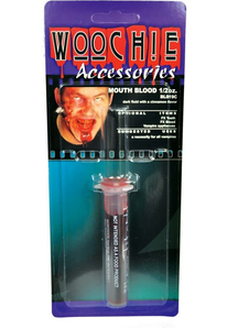 Mouth Blood