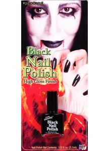 Nail Polish Black - 17022