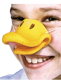 Nose Duck With Elastic