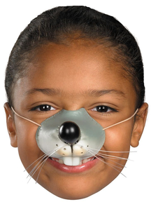 Nose Mouse With Elastic