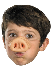 Nose Pig Child