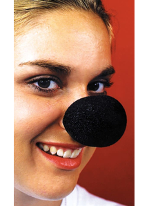 Nose Sponge Animal Black