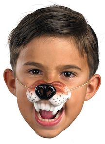 Nose Wolf With Elastic
