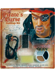 Pirate Horror Character Kit