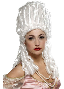 Platinum Wig For Marie Antoinette Costume