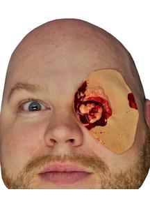 Plucked Eye Prosthetic