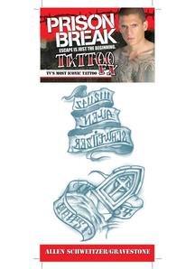 Prison Break Schweitzer/Grvstn