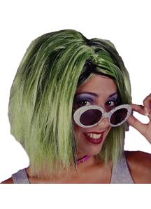 Shag Green Peruke
