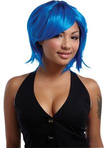 Sweetshag Royal Blue Wig For Women