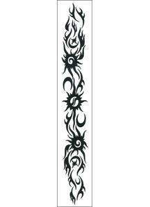 Tattoo Starry Armband