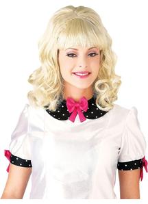 Teaser Blonde Wig For Women