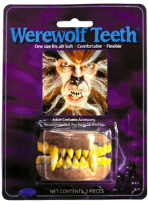 Teeth Werewolf