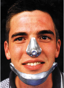 Tin Man Nose - 16763