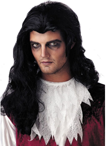 Vampire Nightmare Male Wig For Halloween