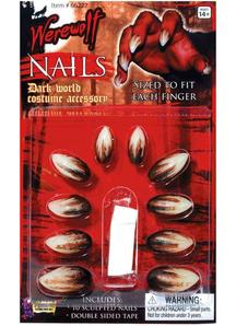 Werewolf Nails