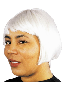 White Eve Wig For Women