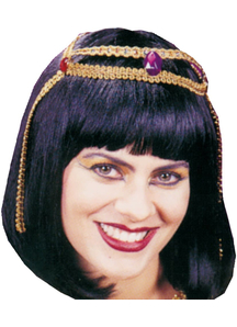 Wig For Cleopatra Costume - 17670
