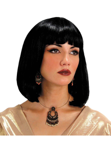 Wig For Egyptian Costume