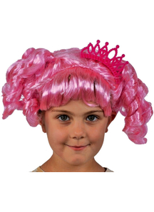 Wig For Lalaloopsy Jewel Sparkles