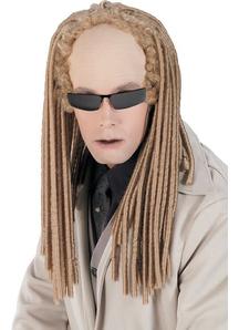 Wig For Matrix Twins Costume
