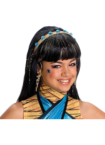 Wig For Mh Cleo De Nile Costume