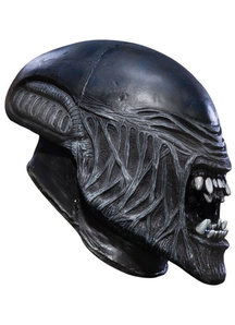 Alien Vinyl Mask For Children