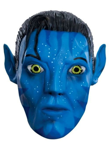 Avatar Jake 3/4 Mask For Adults